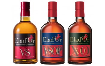 БРЕНДИ «Elad  or  VS, VSOP & XO»