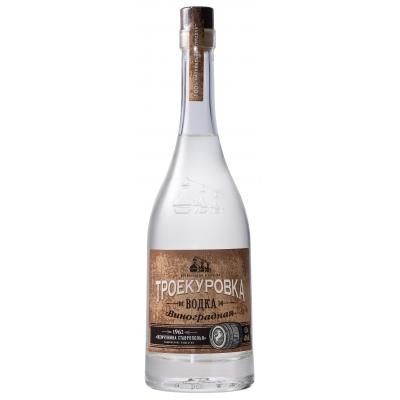 Виноградная водка «Троекуровка»