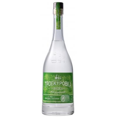 Яблочная водка «Троекуровка»
