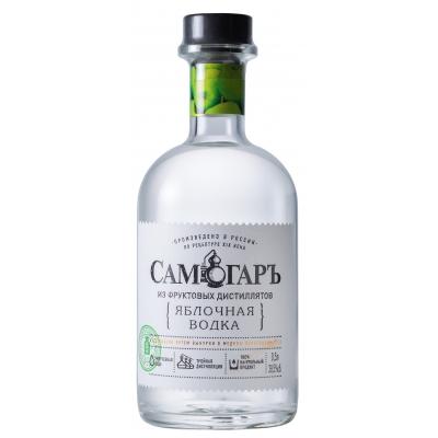 Яблочная водка «Самогаръ»