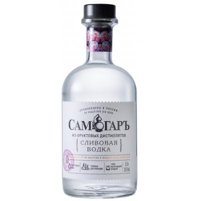 Сливовая водка «Троекуровка»Самогаръ