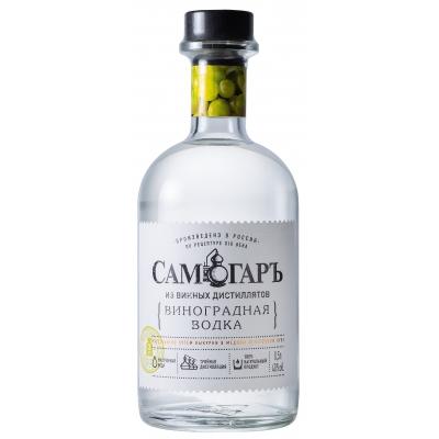 Виноградная водка «Самогаръ»